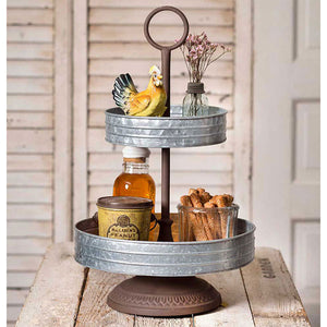 Annabeth Tiered Tray