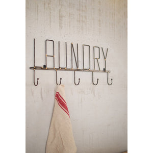 Metal Laundry Rack