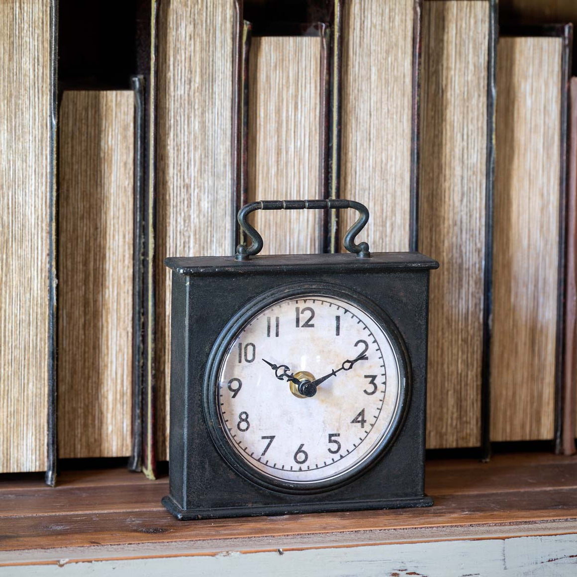 Bookcase Clock