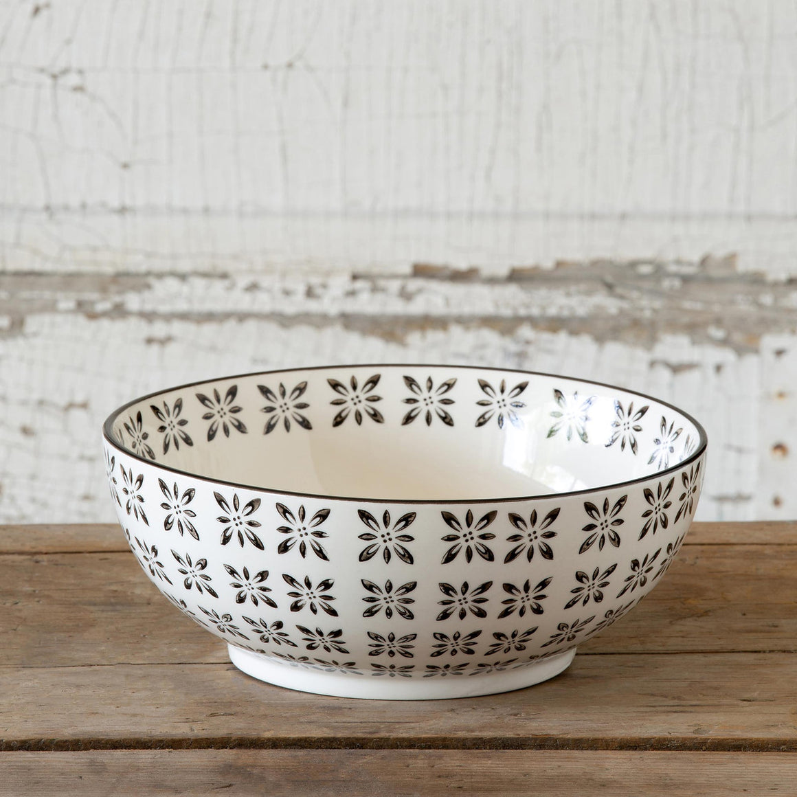 Norden Pattern Serving Bowl