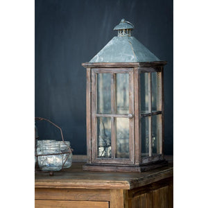 Window Pane Lantern