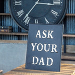 Metal Ask Your Dad