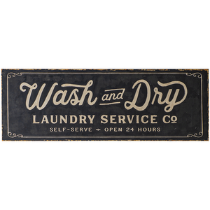 Wash and Dry - Laundry Service Co.