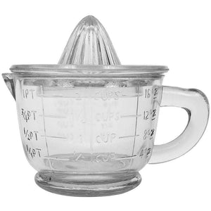 Casual Country Glass Juicer