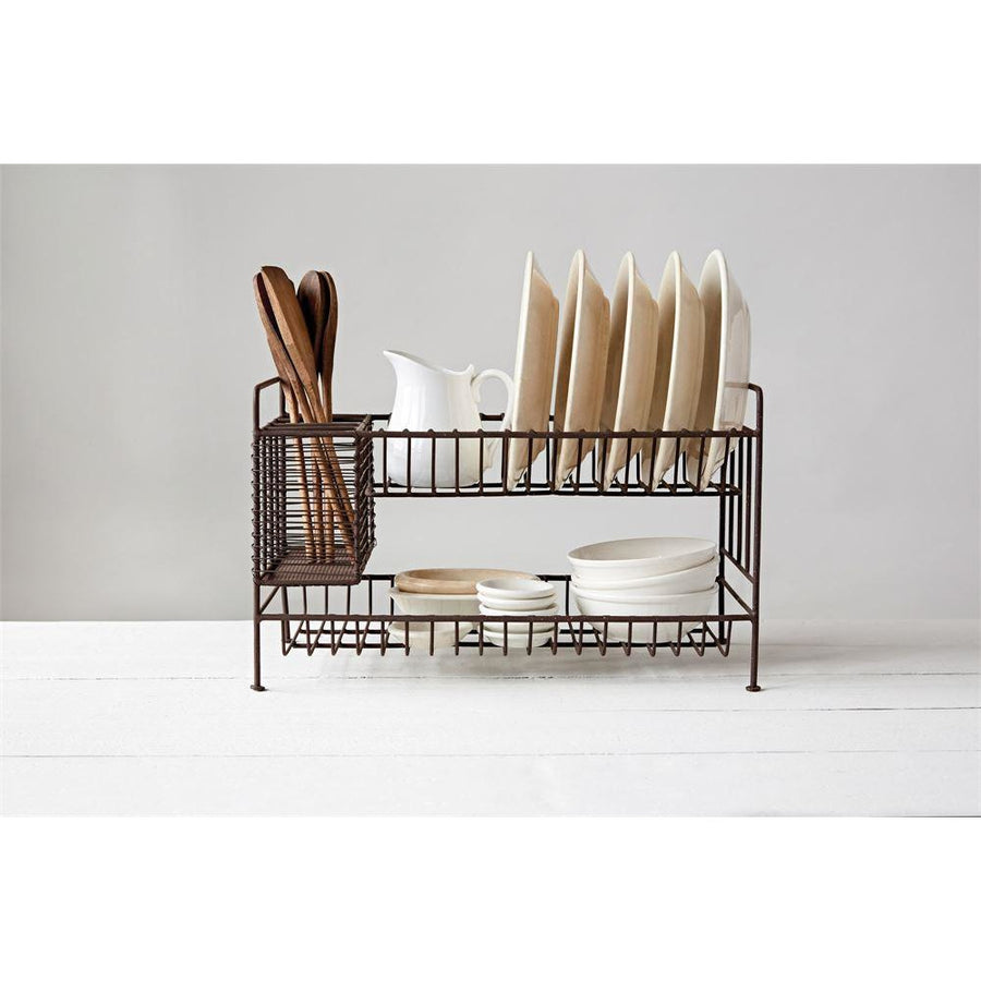 Casual Country Dish Rack