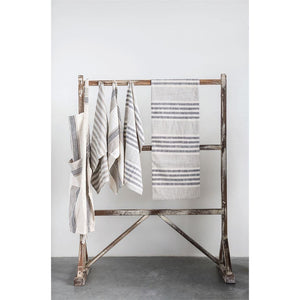 Sonoma Striped Tea Towels