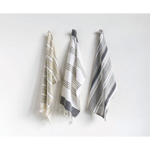 Sonoma Granger Cotton Striped Tea Towels