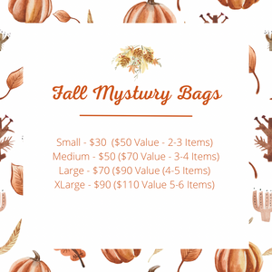 February - Mystery Boxes