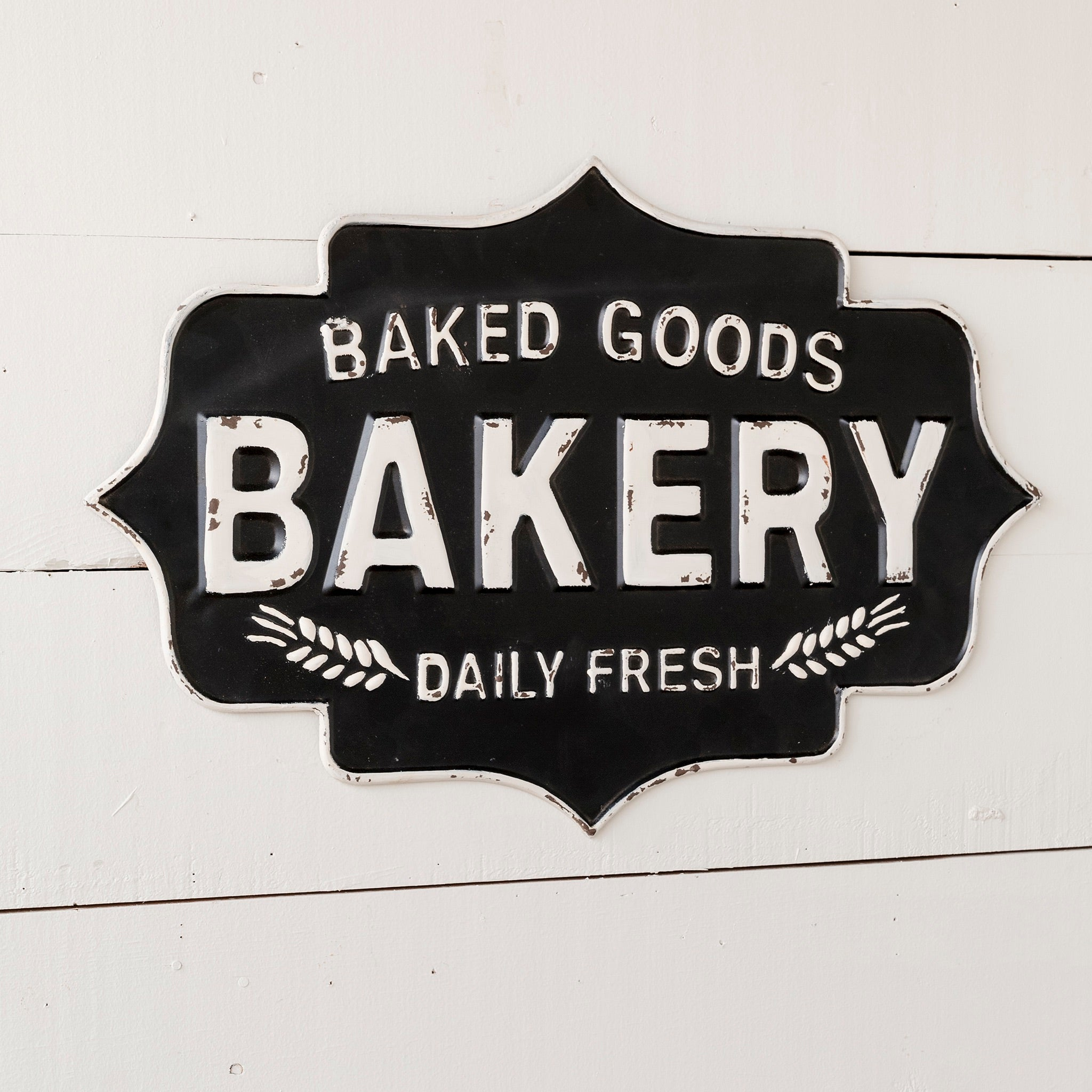 Baked Goods Sign