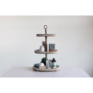 Darling Tiered Tray