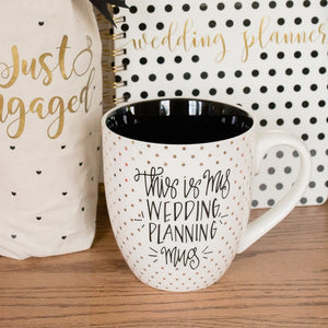Ceramic Mug - Wedding Planning