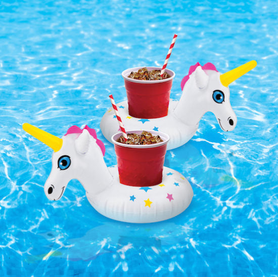 Magical Unicorn Beverage Boat
