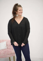 Avery Thermal Top Black