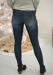 Dark Night Jeans