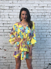 Tropical Paradise Romper