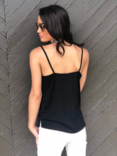 Buttoned Cami Top