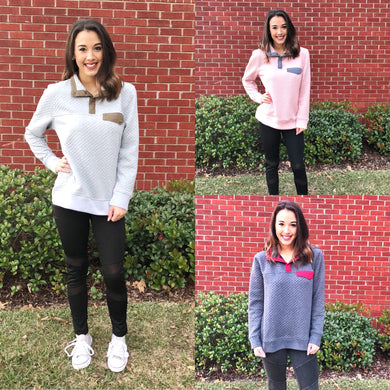 Dixie Grace Pullover Sweater