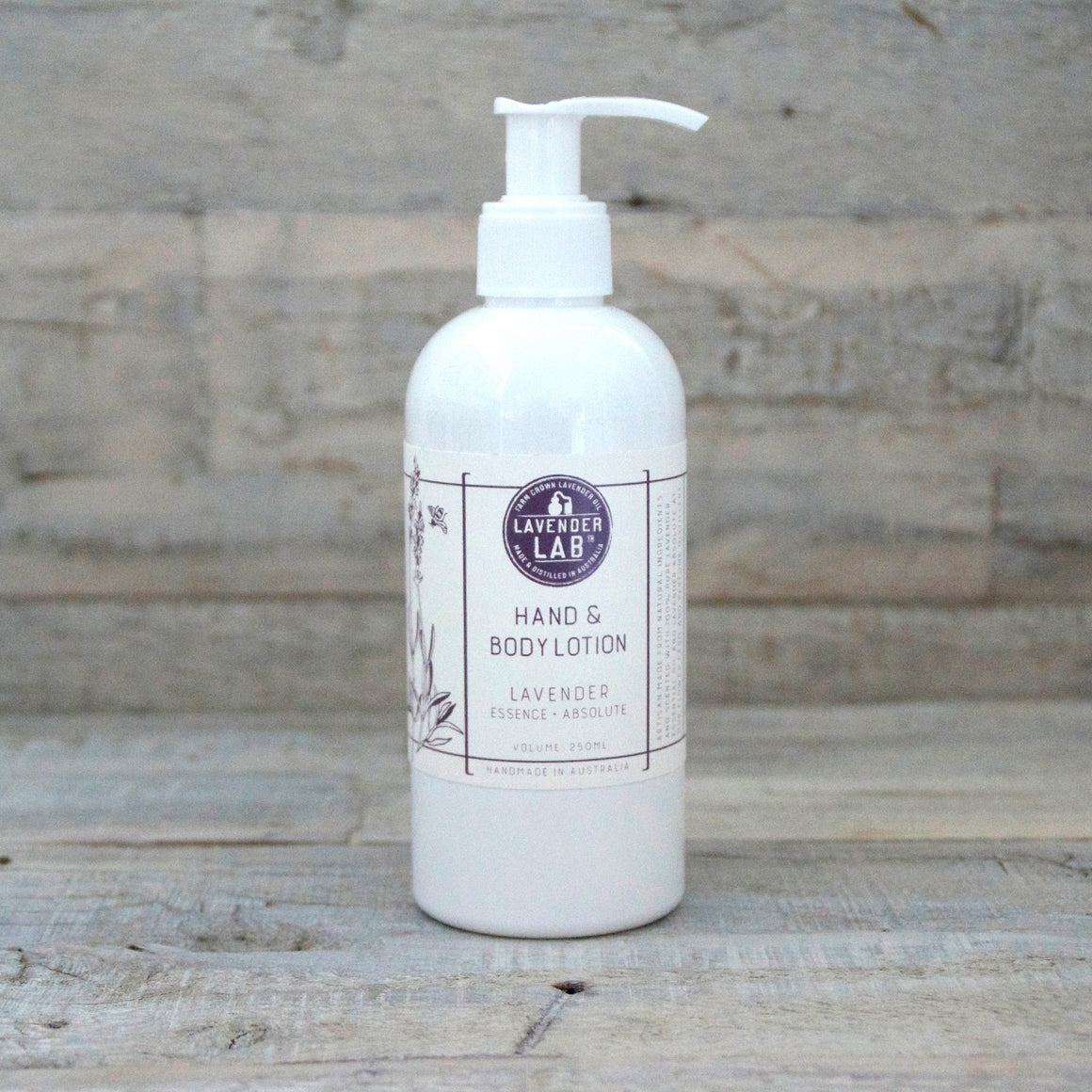 Hand & Body Lotion (250 ml)