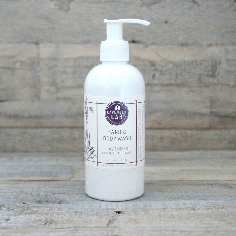 Hand & Body Wash (250 ml)