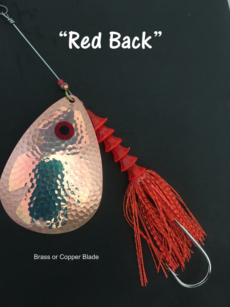 """Red Back"""
