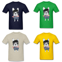 French Bulldog Frenchman Clothing T-Shirt
