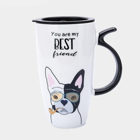 French Bulldog You Are My Best Friend Coffee Mug