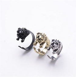 English Bulldog Body Wrap Ring