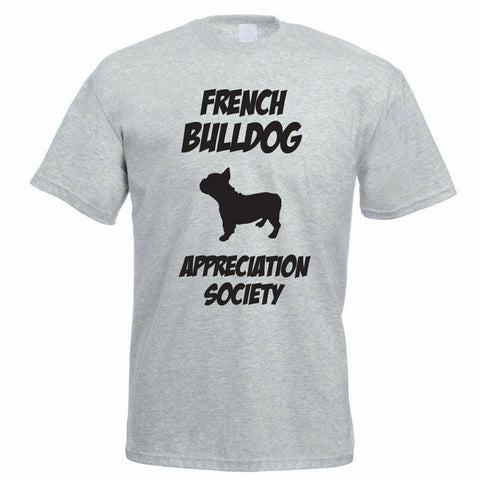 French Bulldog Appreciation Society Men's T-Shirt
