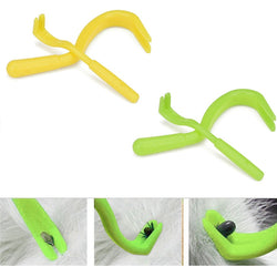 Tick Twister Remover Hook for Dog (4pc/set)