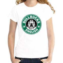 Bullbucks English Bulldog Women's T-Shirt