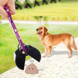 Short Handle Dog Waste Pooper Scooper