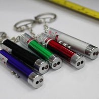 Red Laser Pointer Pen With White LED Dog Chase
