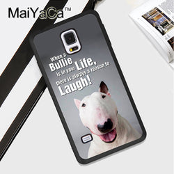 When Bullie is Life Phone Case for Galaxy