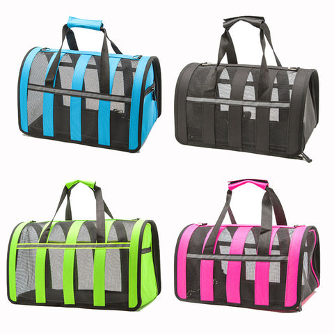 Portable Breathable Dog Carrier Travel Bag