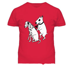 Bull Terrier Tattooing Dalmatian T-Shirt