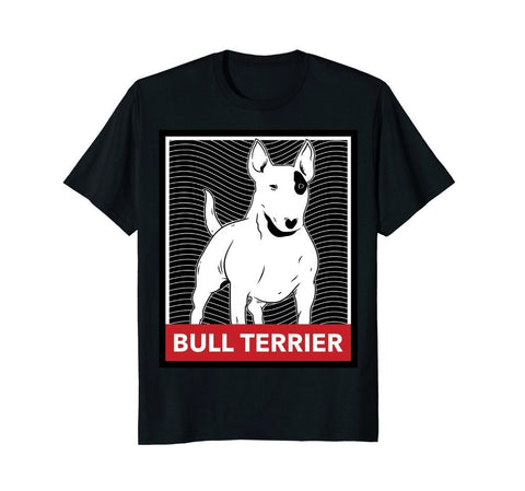 Buff Bull Terrier Men's T-Shirt
