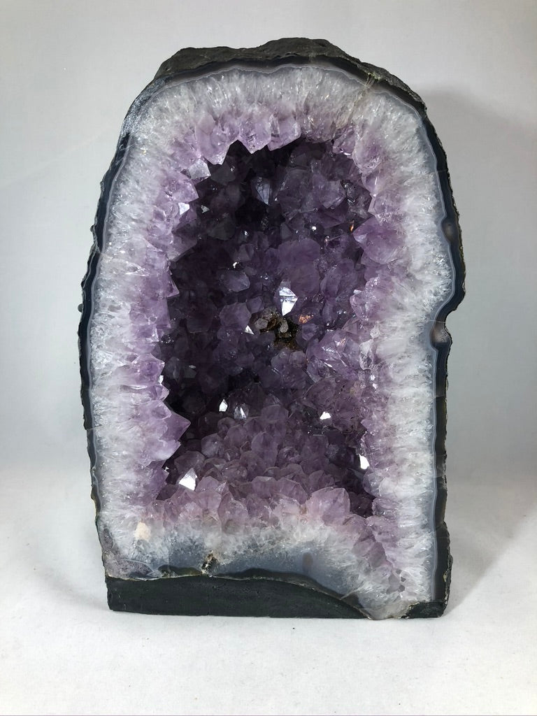 Amethyst Crystal Geode Cathedral