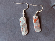 Cherry Orchard Agate Stone Earrings