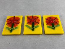Fused Glass Refrigerator Magnets