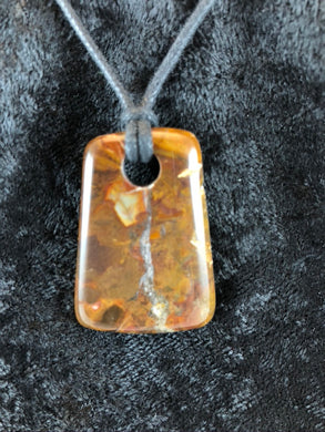 Oregon Jasper Focal Bead