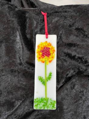 Fused Glass Sun Catcher/Wall Art -