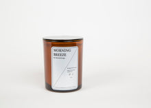 Hand Poured Coconut Wax Candle - Morning Breeze