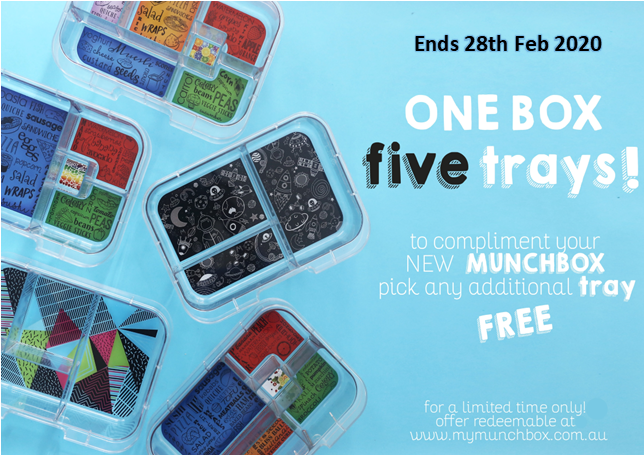 KITCHEN WAREHOUSE TRAY PROMO JAN 2020