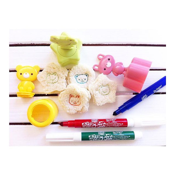 Animal Cutter & Stamp Set