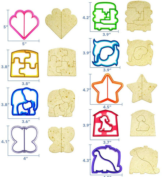 Sandwich Cutter - Love Heart