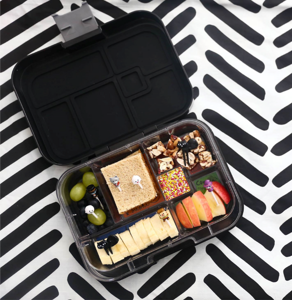 Munchbox Munch box bento bentobox maxi maxi6  Yumbox limited edition Volt black