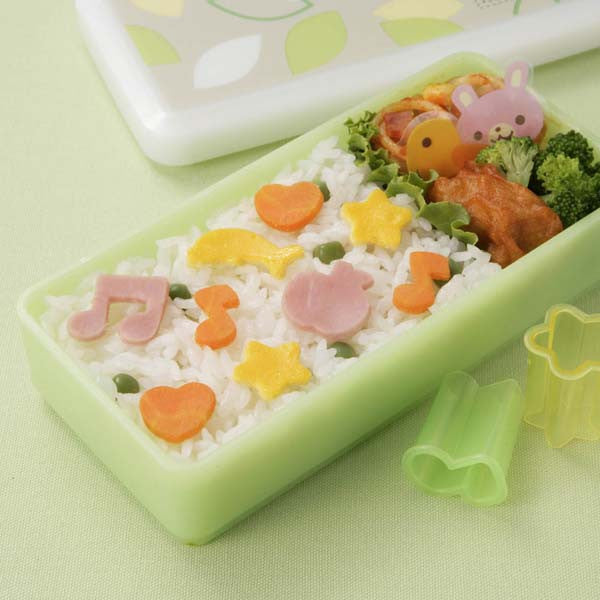 Bento Food Cutter Set Mini
