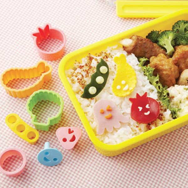 Bento Food Cutter Set