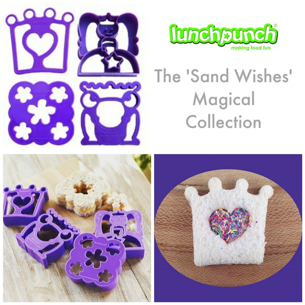 Lunch Punch Bento Sandwich Cutter - Sand*wishes*