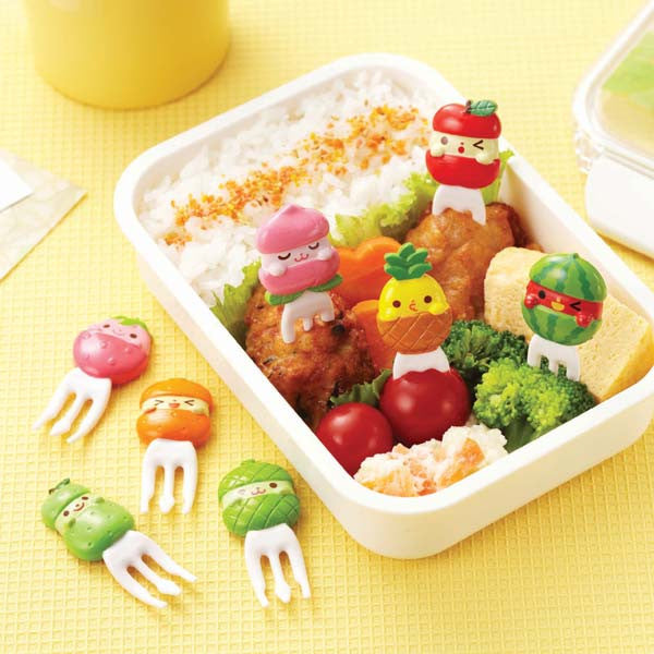 Hi Fruits ! Bento Fork Picks